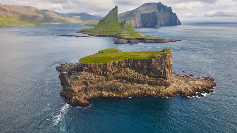 Bergen – Szetlandy – Wyspy Owcze – Neskaupstadur/Islandia