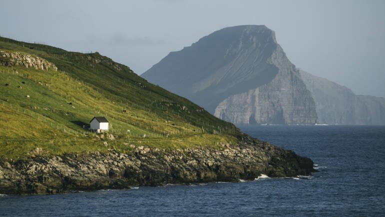 Neskaupstadur/Islandia – Wyspy Owcze –Szetlandy –  Bergen